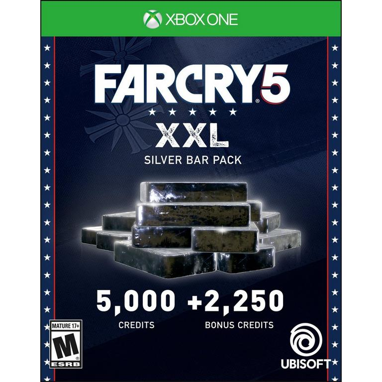 Far Cry 5 2X-Large Silver Bar Pack