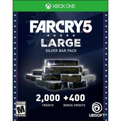 Far Cry 5 - Silver Bar L Pack