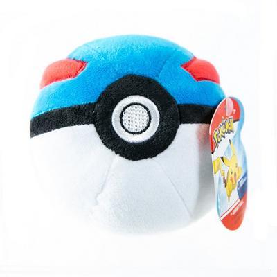 Pokemon Poke Ball Plush (Assortment)