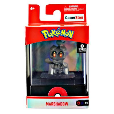 Pokemon: Marshadow Action Figure with Case - Only at GameStop