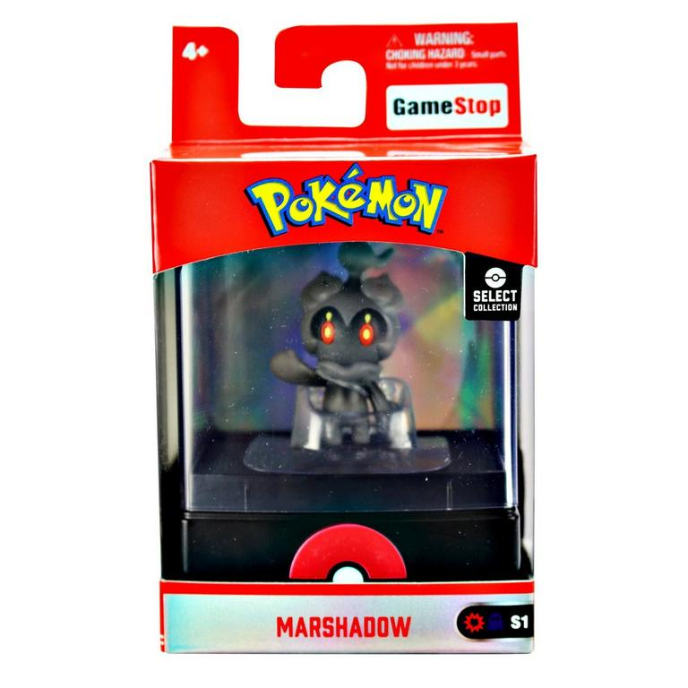 Pokemon Marshadow Action Figure with Case Only at GameStop
