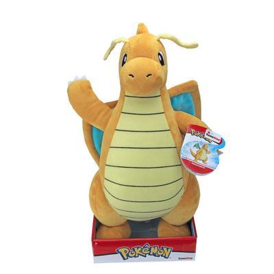 Pokemon Dragonite Plush Only at GameStop