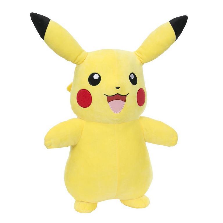 Pokemon Pikachu Plush Only at GameStop
