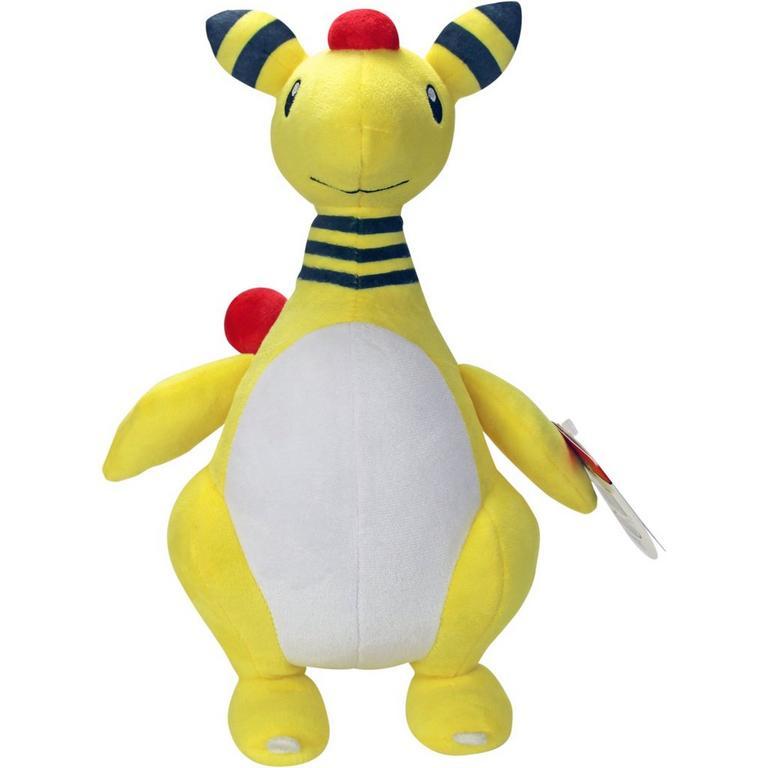 Pokemon Ampharos Plush Only at GameStop