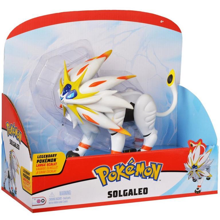 Pokemon: 12 inch Legendary Solgaleo Action Figure