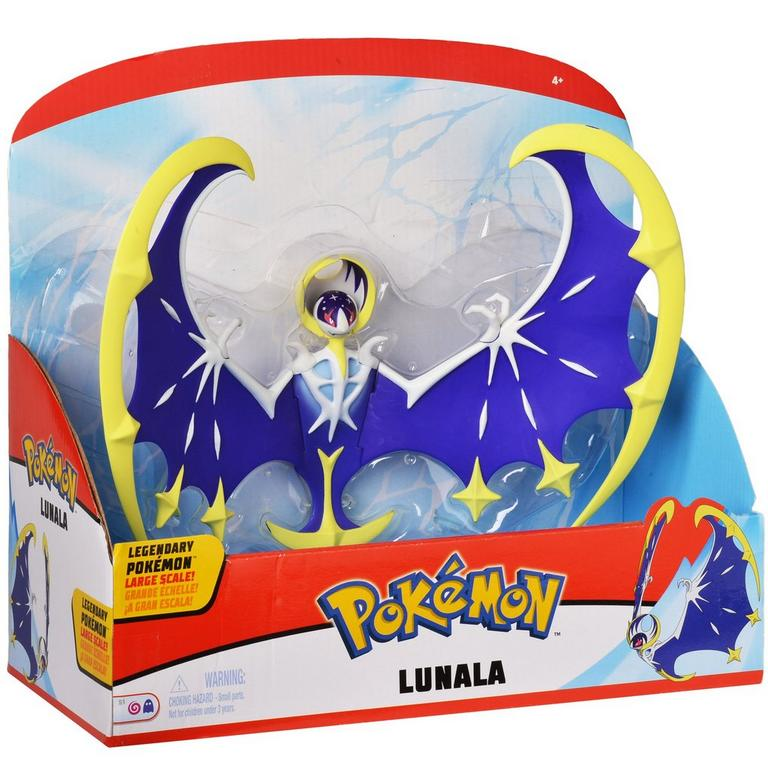 Pokemon Lunala Action Figure