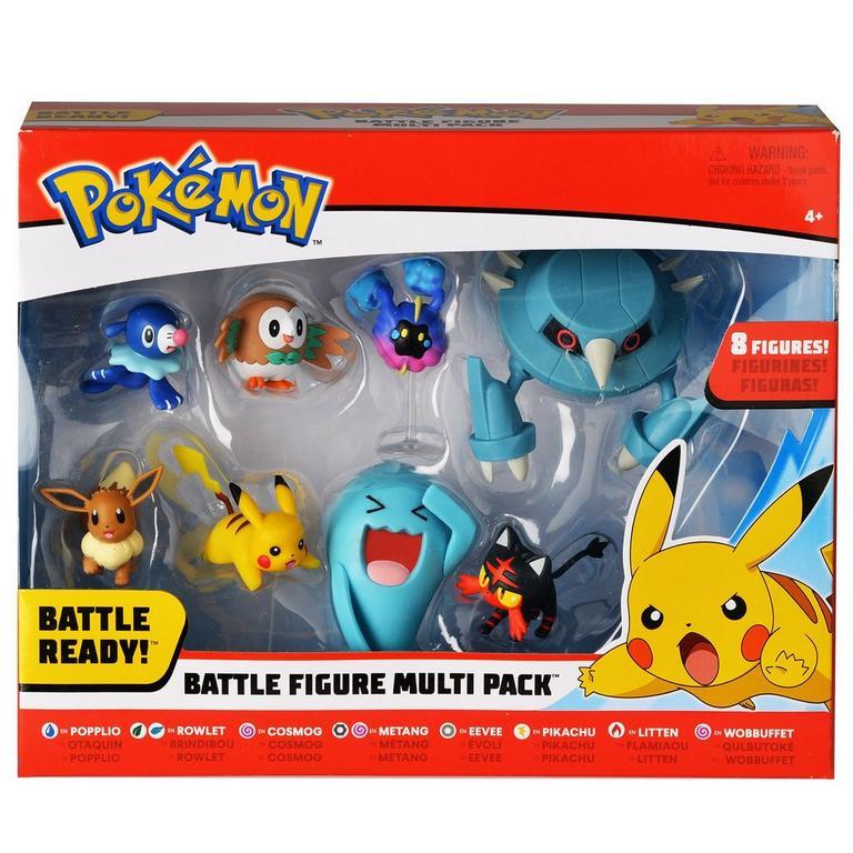 Pokemon Action Figure 8 Pack (Assortment)