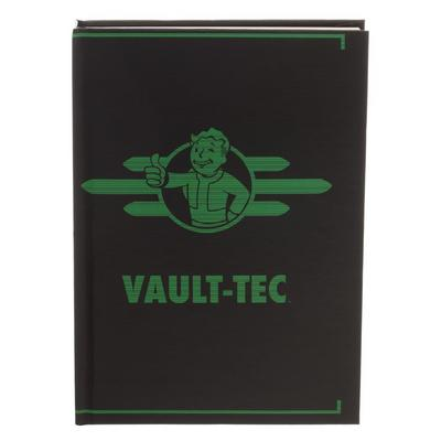 Fallout Vault - Tec Journal