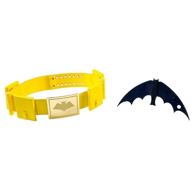 DC Comics Classic TV Series Batman Utility Belt and Batarang