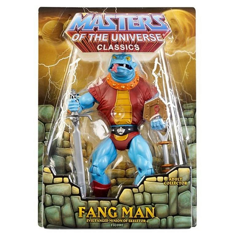 Masters of the Universe Fang Man Classics Action Figure