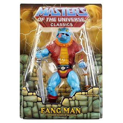 Masters of the Universe Fang Man Figure