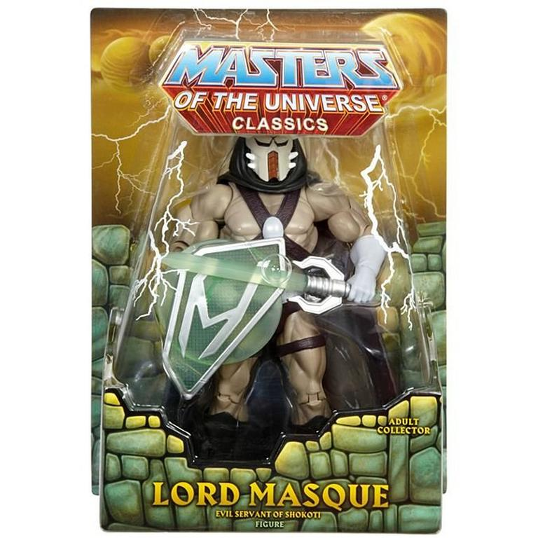 Masters of the Universe Lord Masque Classics Action Figure