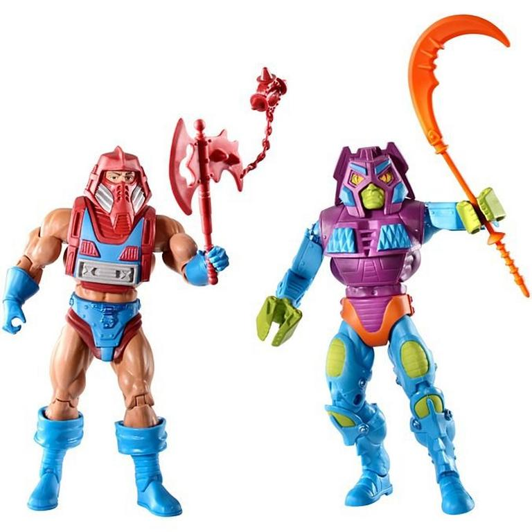Masters of the Universe Classics Rotar and Twistoid Action Figure 2 Pack