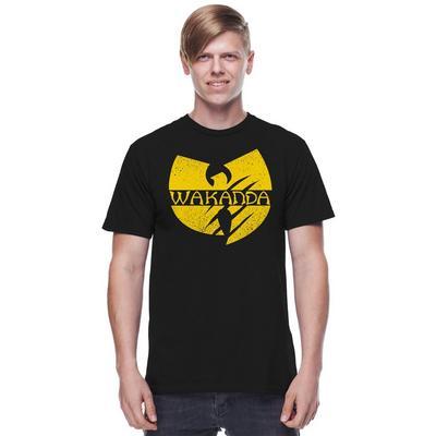 Black Panther Wakanda Slash T-Shirt