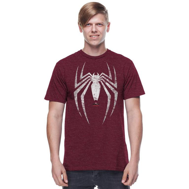Marvel's Spider-Man Logo T-Shirt