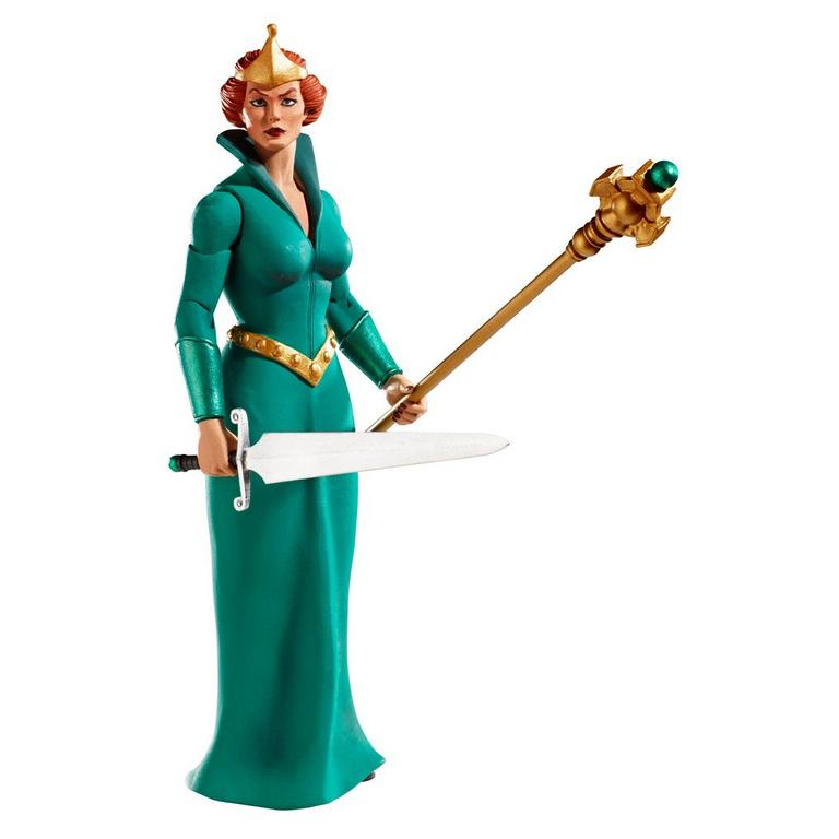 Masters of the Universe Collectors Queen Marlena/Captain Glenn Deluxe Action Figure
