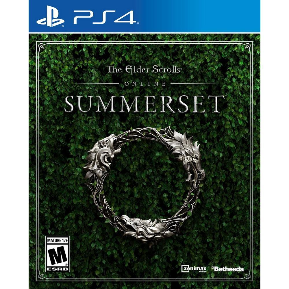 The Elder Scrolls Online: Summerset | PlayStation 4 | GameStop