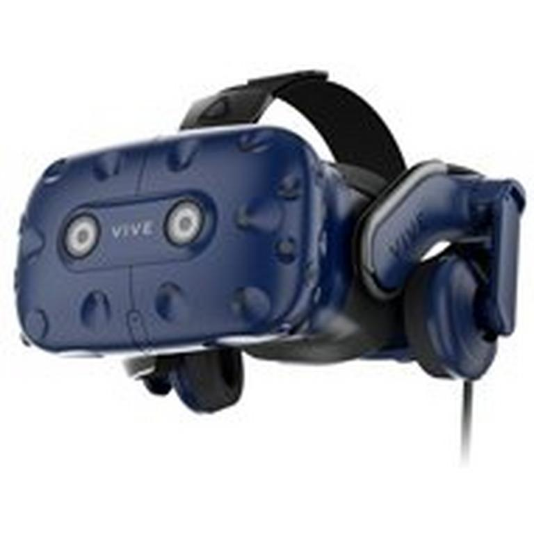 HTC Vive Pro Head Mounted Display
