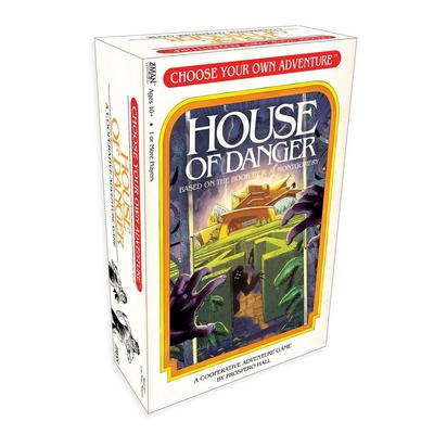 Choose Your Adventure: House of Danger Card Game