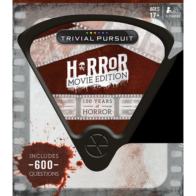 TRIVIAL PURSUIT: Horror Movie Edition
