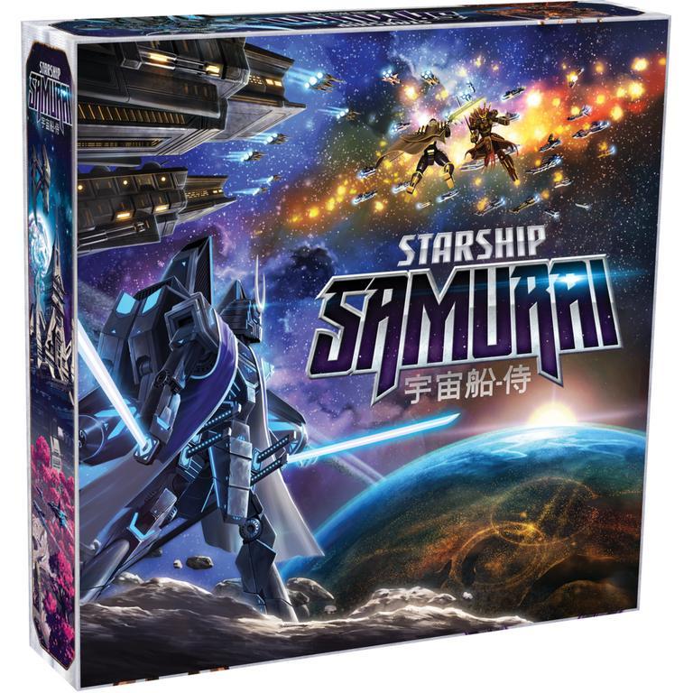 Starship Samurai Board Game
