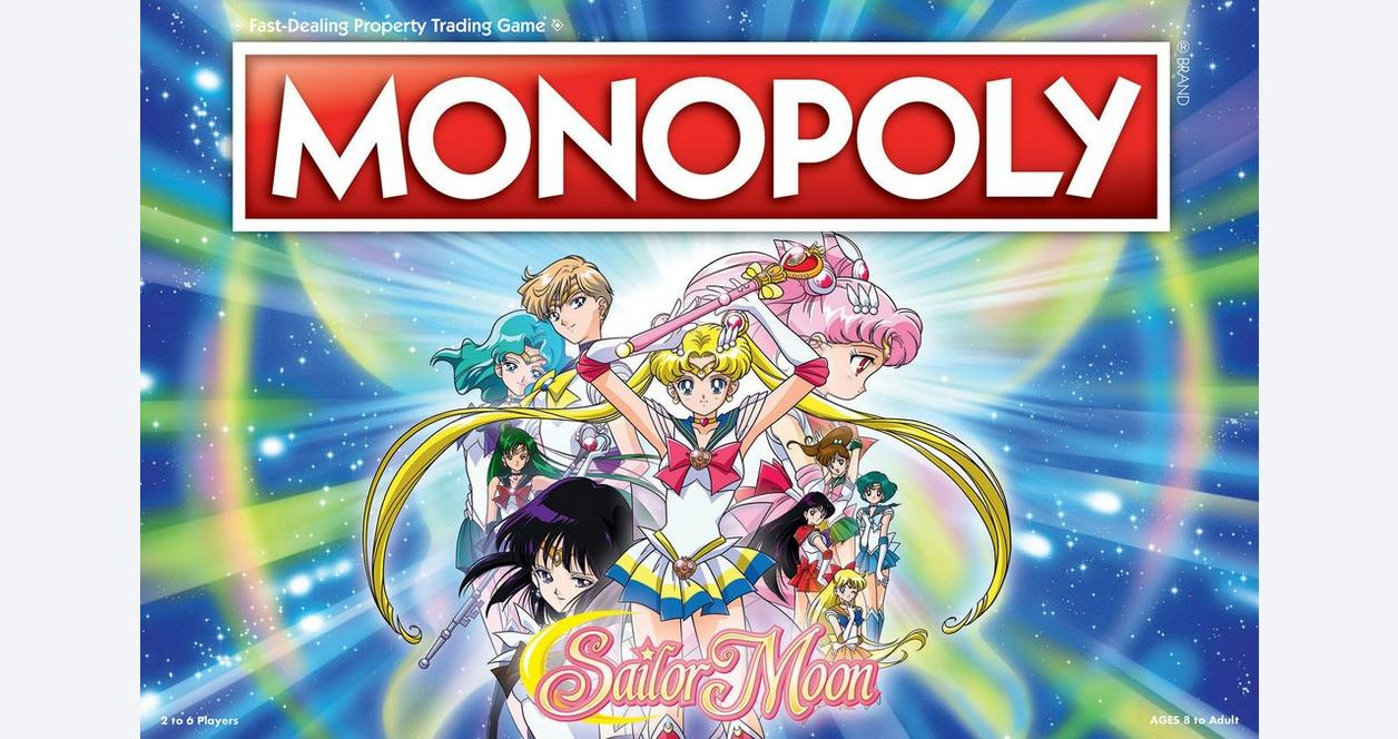 Monopoly: Sailor Moon Edition