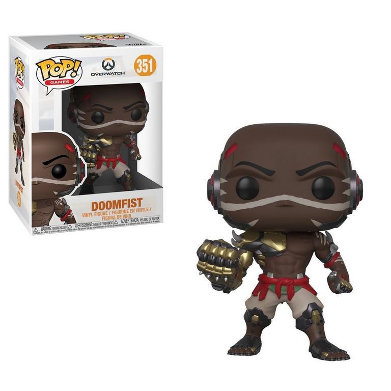 POP! Games: Overwatch Doomfist