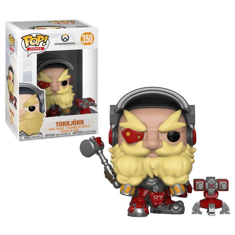 POP! Games: Overwatch Series 4 - Torbjorn