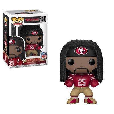 POP! NFL: Niners - Richard Sherman (Red)