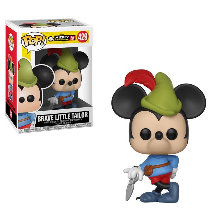 POP! Disney: Mickey 90 Years - Brave Little Tailor