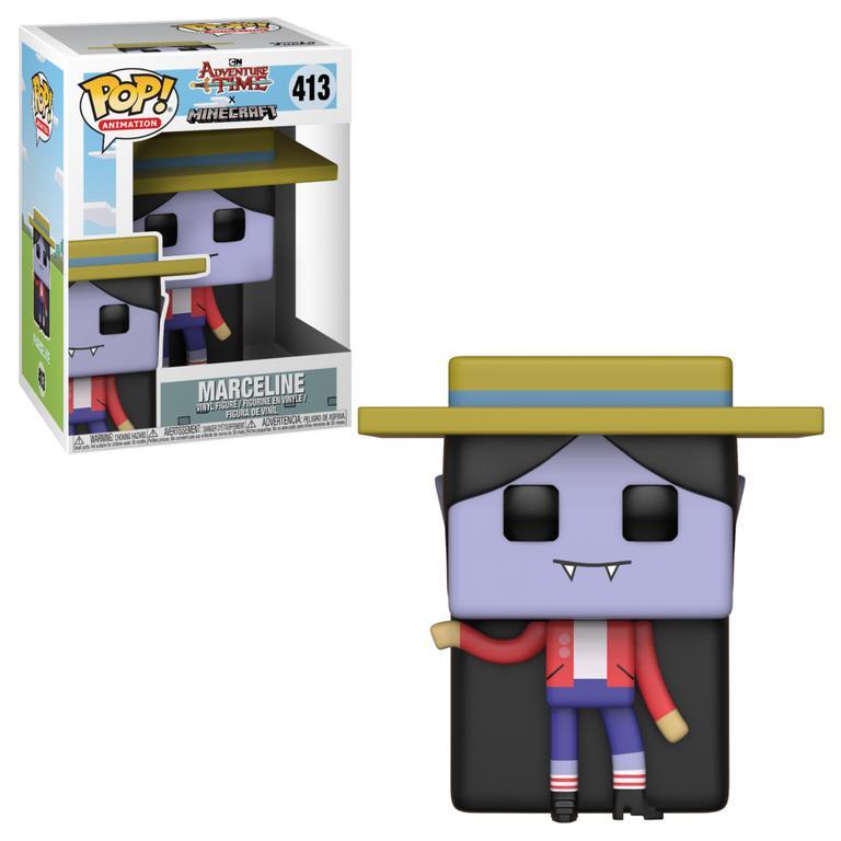 POP! Animation: Adventure Time X Minecraft Marceline