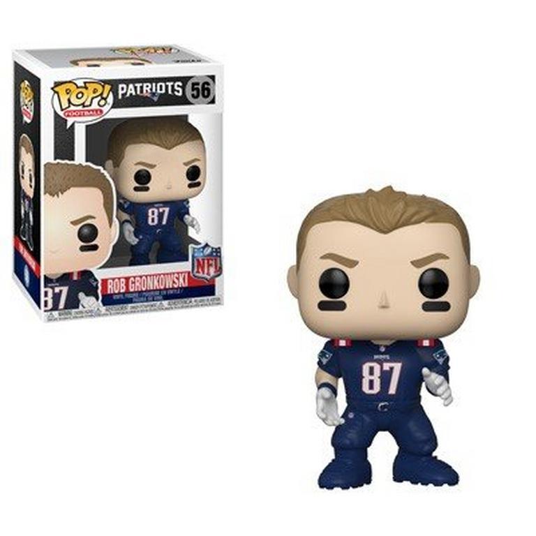 POP! NFL: Patriots - Rob Gronkowski (Color Rush)