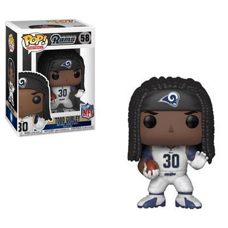 POP! NFL: Rams Todd Gurley