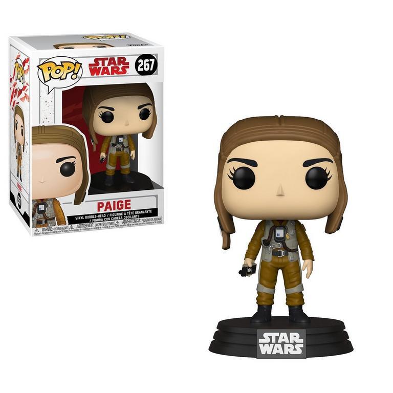 POP! Star Wars: The Last Jedi Paige