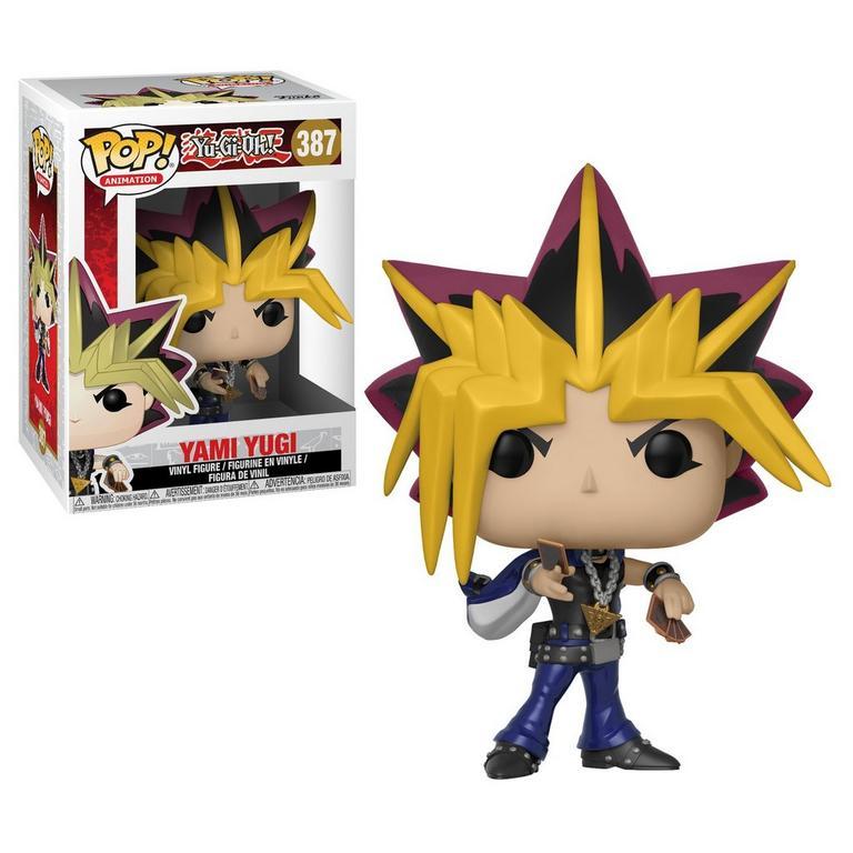 POP! Anime: Yu-Gi-Oh! - Yami Yugi