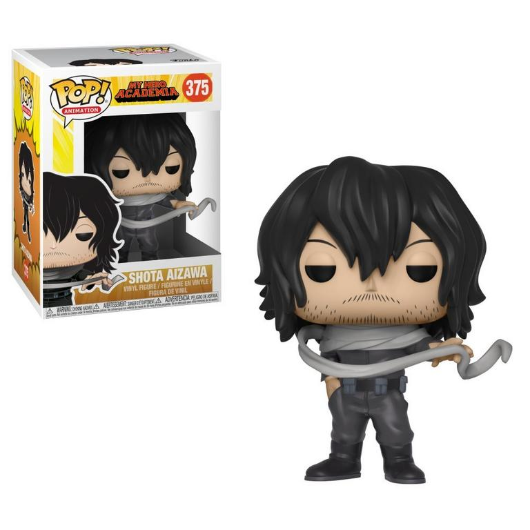 POP! Animation: My Hero Academia Shota Aizawa