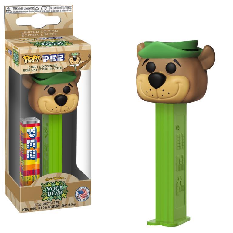 POP! PEZ: Hanna Barbera Yogi Bear