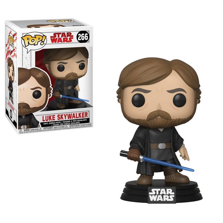 POP! Star Wars: The Last Jedi Luke Skywalker Final Battle