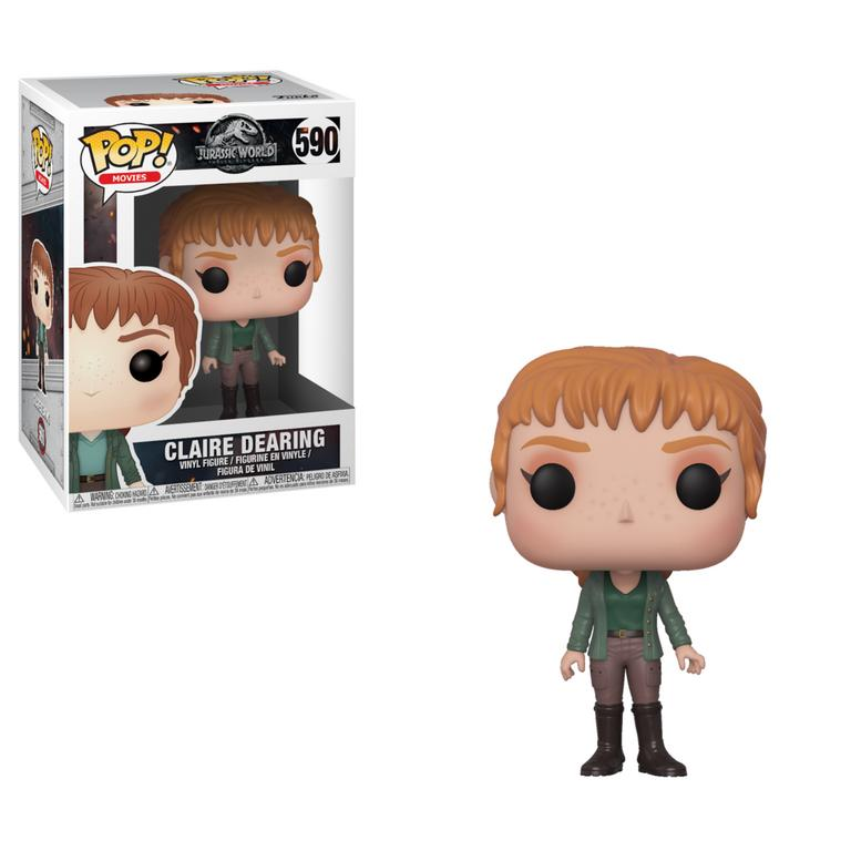POP! Movies: Jurassic World Fallen Kingdom - Claire Dearing