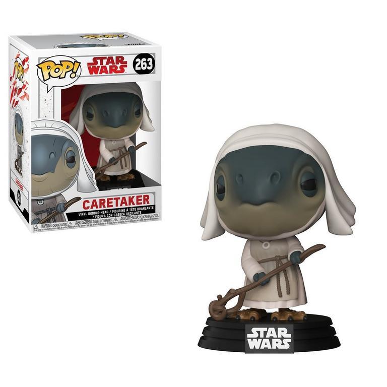 POP! Star Wars: The Last Jedi Caretaker