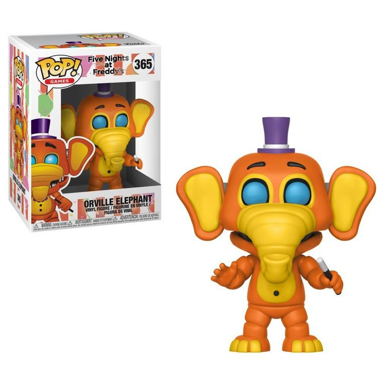 POP! Games: Five Nights at Freddy's - Orville Elephant