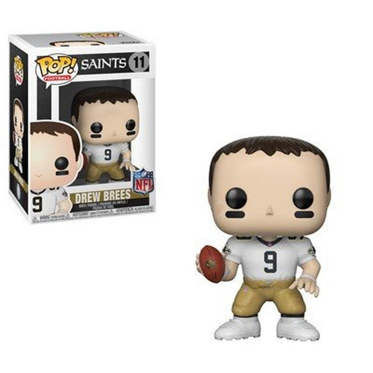 POP! NFL: Saints Drew Brees