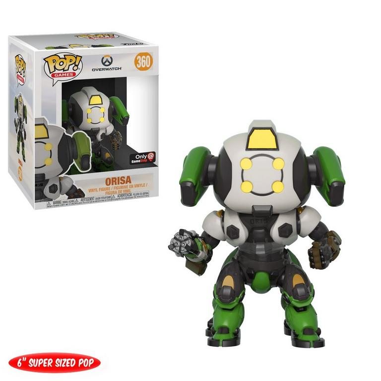 POP! Games: Overwatch OR15 Orisa 6-inch Only at Gamestop