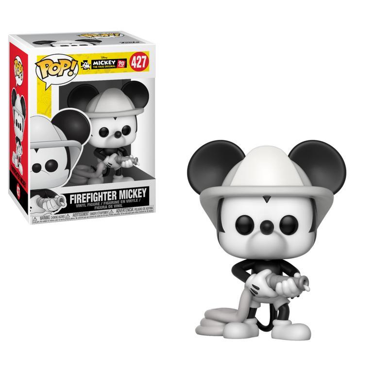 POP! Disney: Mickey 90 Years Firefighter Mickey