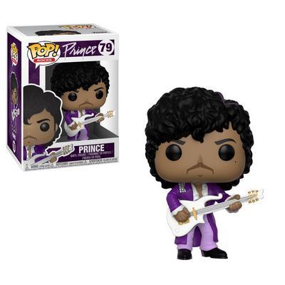 POP! Rocks: Prince - Prince - Purple Rain