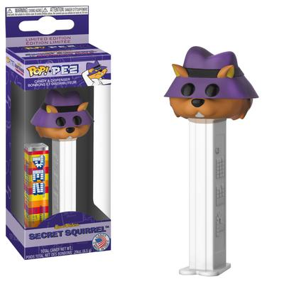 POP PEZ: Hanna Barbera Secret Squirrel