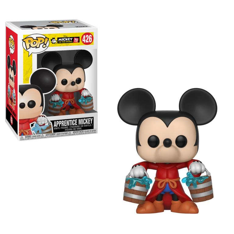POP! Disney: Mickey 90 Years Apprentice Mickey