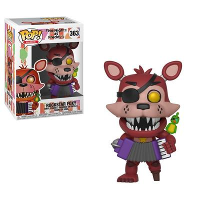 POP! Games: Five Nights at Freddy's - Rockstar Foxy