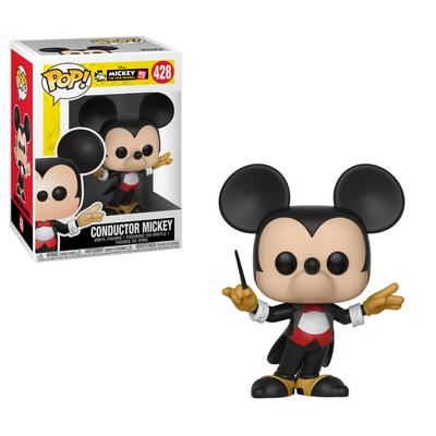 POP! Disney: Mickey 90 Years - Conductor Mickey