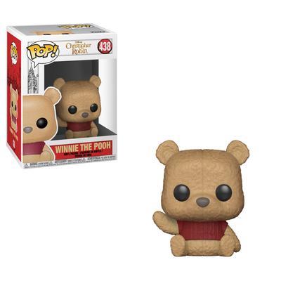 POP! Disney: Christopher Robin Movie - Winnie the Pooh